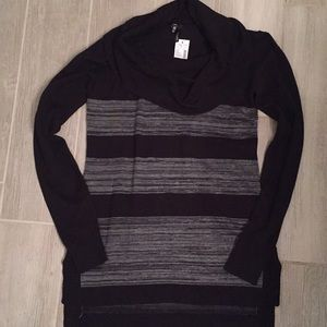 NWT Maurice's wide neck sweater
